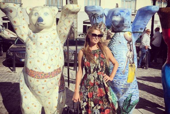 Paris Hilton presume en las redes sociales de sus vacaciones por Cuba. C...