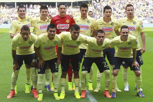 Del fútbol mexicano el América es el equipo que más interés ha mostrado...