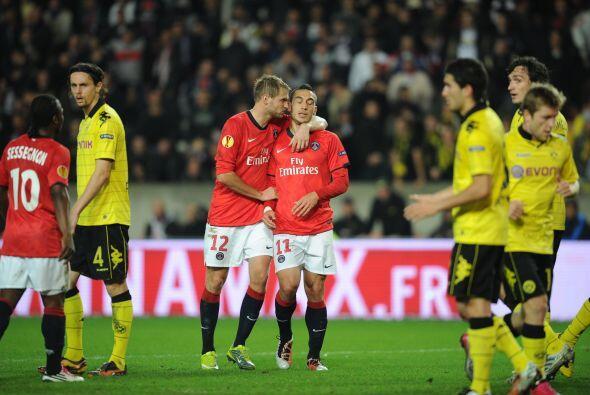 Los franceses tuvieron opciones de quedarse con los tres puntos, pero el...