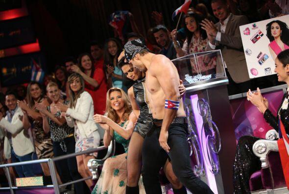 Alina logró que Pedro estuviera a sus pies... Gracias al tremendo baile...