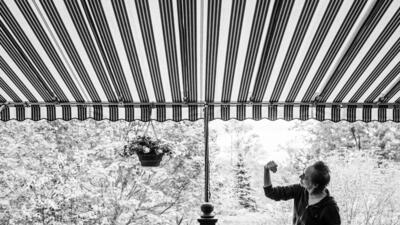 Nuestro último año juntos: Lo que mi cámara capturó antes de que mis padres murieran de cáncer (FOTOS)