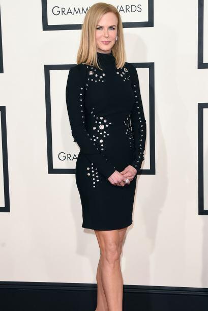 Sólo bastó que Nicole Kidman nos enseñara sus delga...