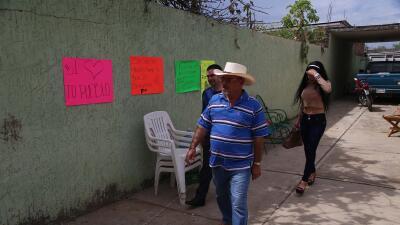 Hipólito Mora Chávez, fundador de las autodefensas de Michoacán