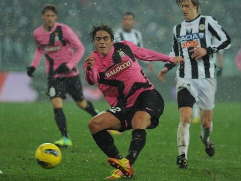 Juventus le ganó al Udinese 2 a 1 y se mantiene como puntero del...