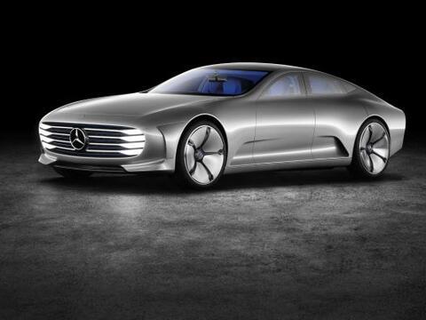 Mercedes-Benz presentó el Concept IAA durante la inauguraci&oacut...