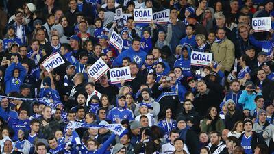 Cuatro seguidores del equipo inglés no podrán ingresar a los estadios po...