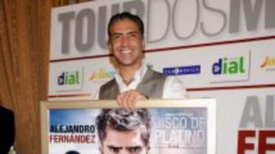 Alejandro Fernández: Grammy Artist Revealed