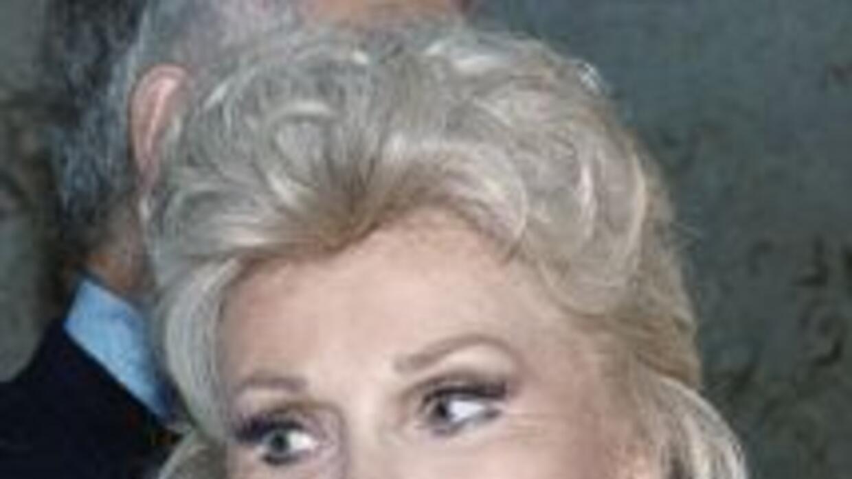 Zsa Zsa Gabor, de 93 años, se sometió a una cirugía para amputarle la pi...