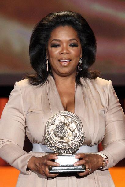 Entre sus numerosos premios ganados está uno otorgado por Maria S...