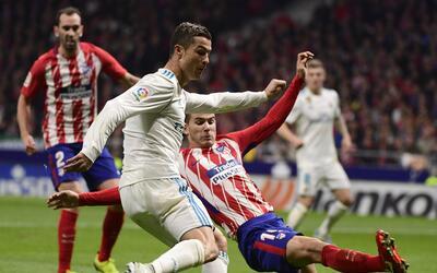 Cristiano Ronaldo sigue sin encontrarse con su cuota goleadora.