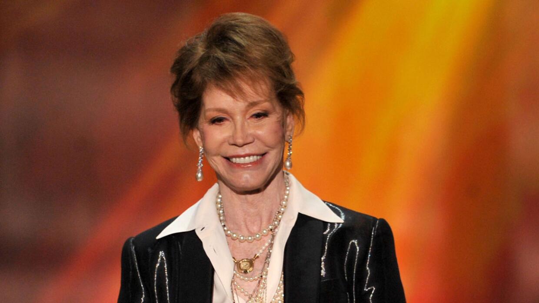Mary Tyler Moore en los Screen Actors Guild Awards 2012