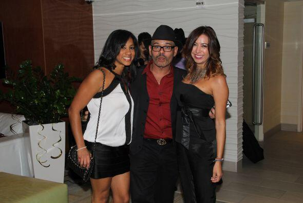 Nuestro querido Jose Antonio celebró su cumpleaños en compañia de grande...