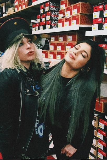 La menor del clan Jenner-Kardashian anunció parte de este proyecto a tra...