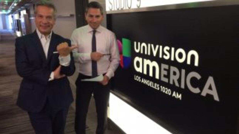 Oswaldo Borraez y Alejandro Mendoza te esperan en el programa especial s...