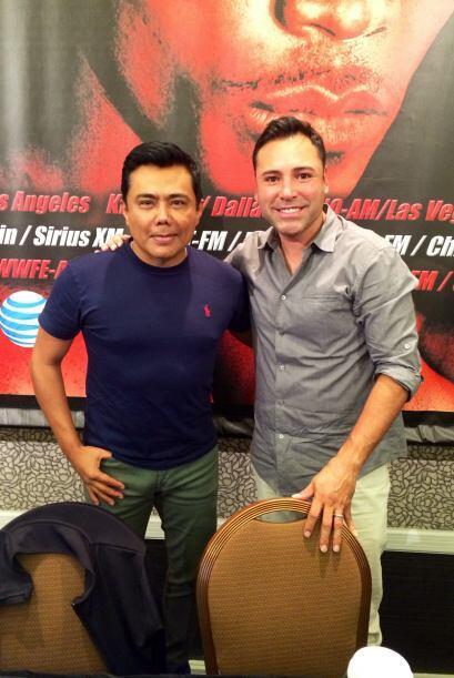 ¡Gracias por tu tiempo y por la entrevista a El Show de Raul Brindis!