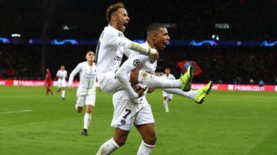 El PSG niega estar dispuesto a desprenderse de Neymar o Mbappé por el fair-play financiero