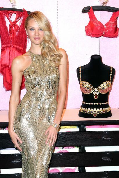 Y en esa búsqueda de lo inusual y fabuloso, Victoria's Secret ha...