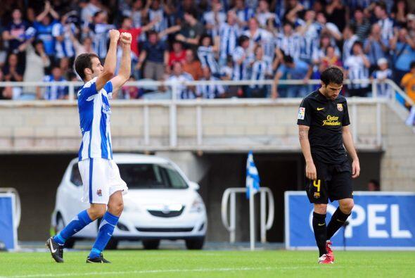 Fecha 3: El Barcelona se metió a la casa de la Real Sociedad. El duelo p...