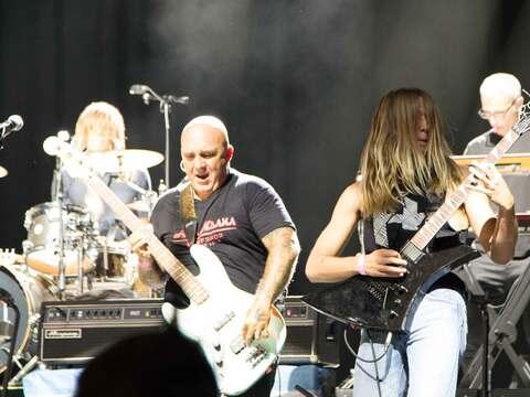 Fotos: Así se vivió el primer concierto de Residente como solista IMG_38...