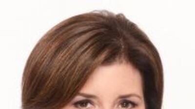 La presentadora de Univision 23 Alina Mayo Azze