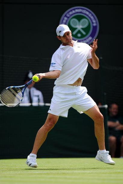 Buen comienzo para Andy Roddick, que parte como cabeza de serie número 8...