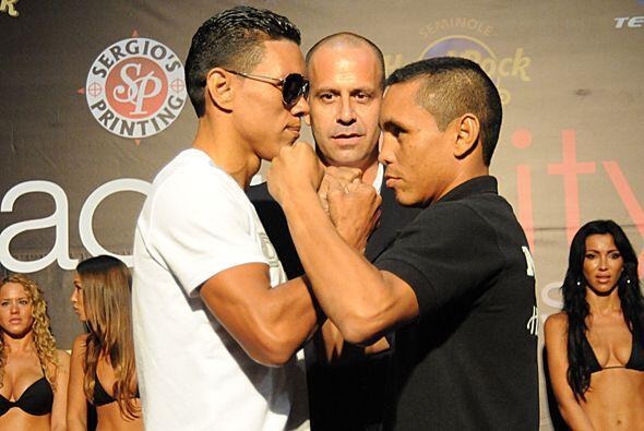 Otro invito dominicano, el gallo Juan Carlos Payano, peleará ante John A...