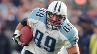 Frank Wycheck, jugador de los Titanes de Tennessee, planea donar su cere...