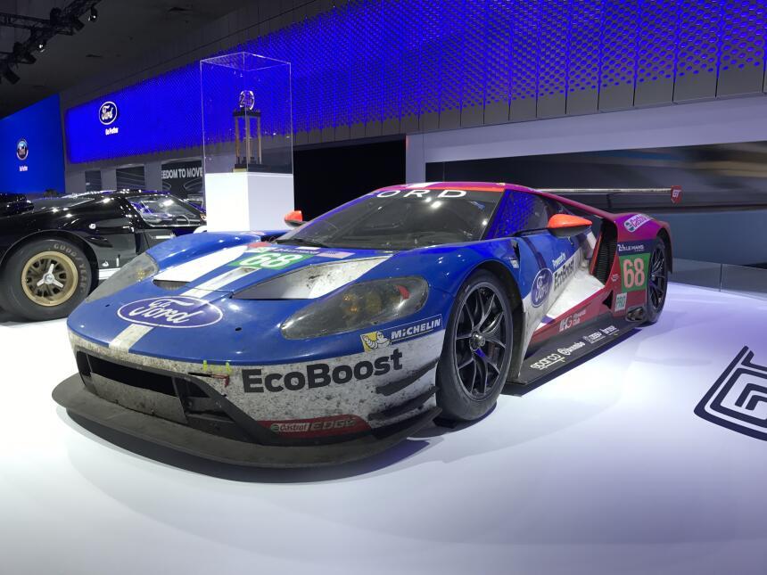El mundo del motor se mudó al Auto Show de Los Angeles IMG_0616.jpg