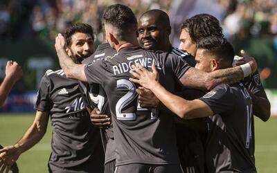 Portland Timbers consiguió una victoria resonante frente a NYCFC.
