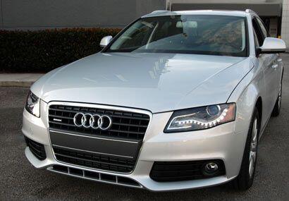 El precio del Audi A4 Avant es de $34,500 y llega a los $39,800 con el e...