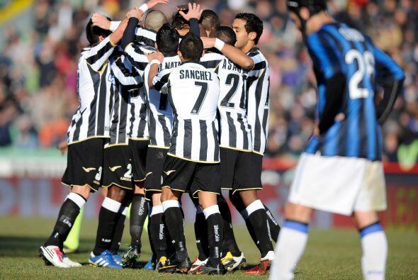 La lluvia de partidos de la fecha 21 en la Liga italiana entregó...