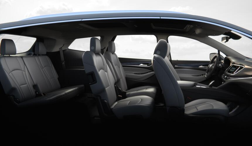 Esta es la Buick Enclave 2018 en fotos 2018-Buick-Enclave-006.jpg