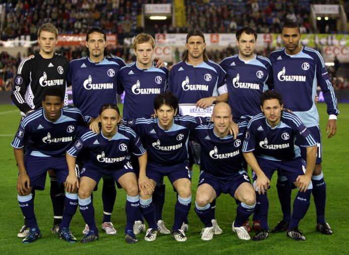 Schalke 04: perdedor en Alemania, pero productor de cracks para la selec...