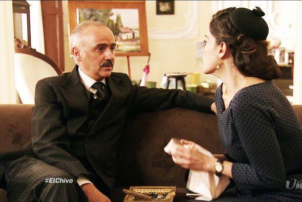 Susana le contó a Agustín su gran secreto y le pidi&oacute...