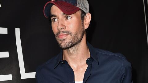 Enrique Iglesias inauguró su restaurante en Miami y tienen que ver el re...
