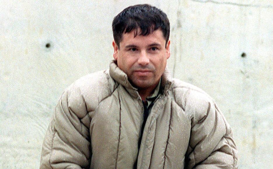 El filme 'The Cartel' contará cuando el narcotraficante Joaquín...