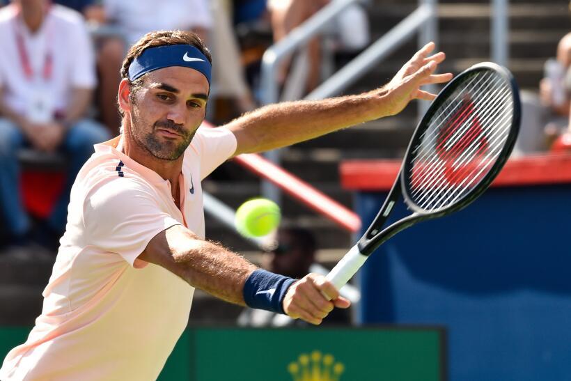 Zverev rompe invicto de Federer en Grand Slams y Masters 1000 y se lleva...