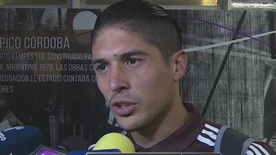 """Javier Güémez excusó la derrota ante Argentina """"en los pocos días de trabajo"""" conjunto del Tri"""