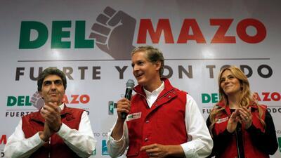 En fotos: La jornada electoral en el Estado de México, una prueba de fuego rumbo a las presidenciales de 2018