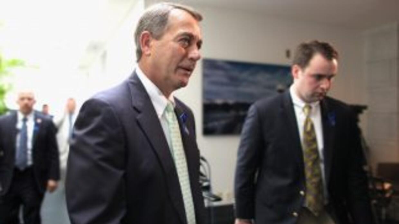 La medida republicana aumentaría de inmediato en $1 billón el límite máx...