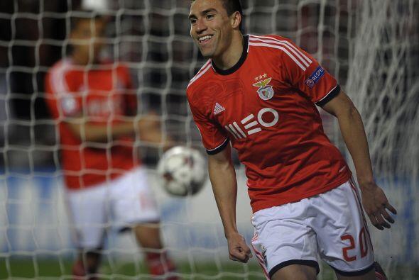 Nicolás Gaitán hizo el 2-1 para la segunda parte y este resultado ponía...