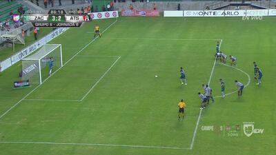 ¡Zacatepec le dio vuelta! Ronaldo Cisneros no perdona de penal para el 3-2