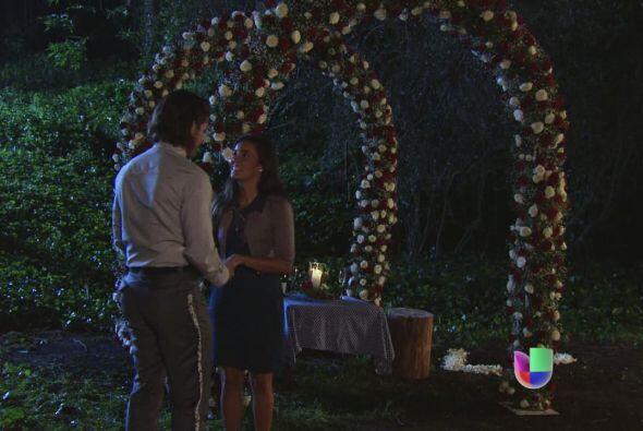 Pablo tiene una sorpresa para Luzma, ha decorado uno de los lugares mági...