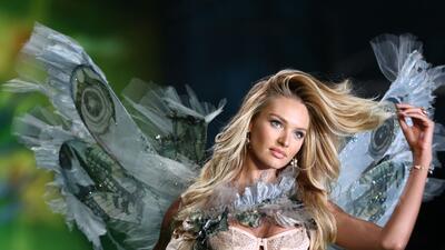 Las supermodelos más hermosas del mundo son las 'angelitas' de Victoria'...