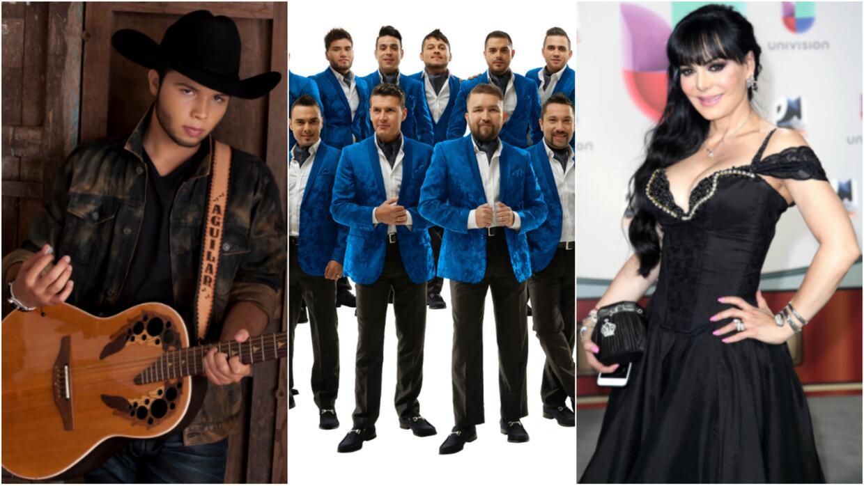 Sorpresas en los nominados de regional mexicano al GRAMMY Latino 2017