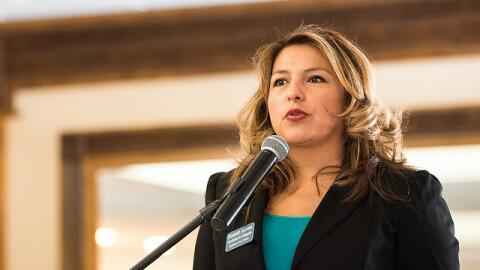 Elizabeth Guzman is running for the 31st district in the Virginia House...
