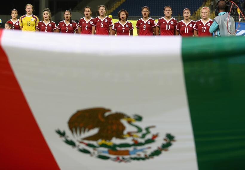 Los memes del triunfo de México contra Nueva Zelanda GettyImages-6121988...