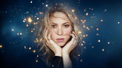 Shakira llega más que feliz a sus 40 años