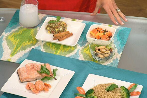 Son varios los alimentos recomendables para desintoxicar el organismo y...
