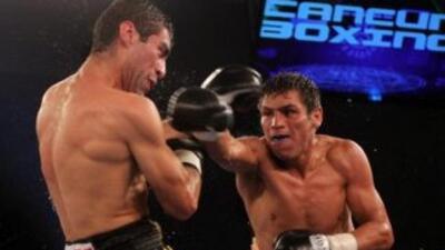 Javier Prieto retiene título, vuelve a empatar con Iván Cano (Foto: Twit...